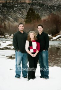 Photographer Durango CO, Family Portraits Durango CO, Durango CO Photographer
