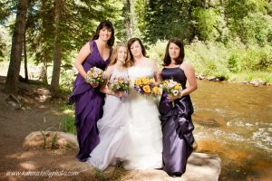 Wedding at O'Bar'O Ranch by Durango Wedding Photographer