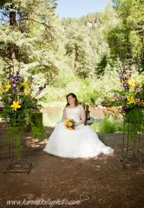 Wedding Anniversary at O'Bar'O Ranch by Durango CO Photographer