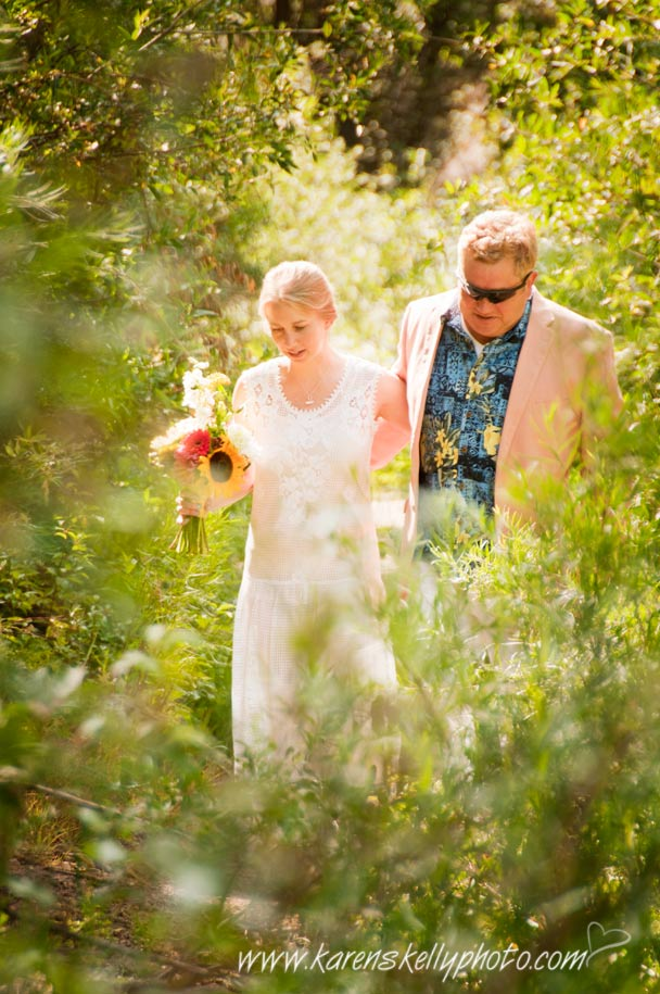 Colorado Trail Wedding by Photographer Durango CO