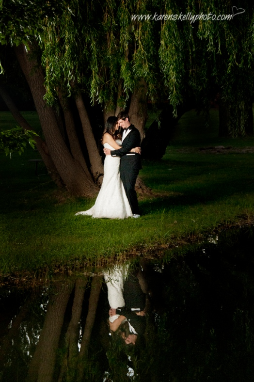 Bride and Groom reflection,Durango Wedding Photographers, Photographers Durango CO, Durango CO Photographers