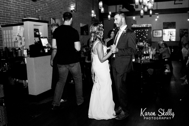 Bride and Groom first dance by photographers in durango co, durango co photographers, durango photography, durango wedding photographers