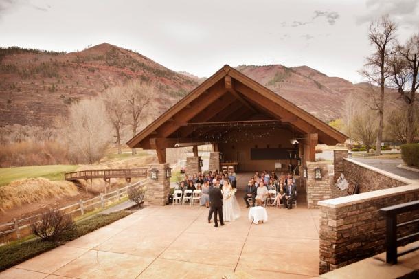 Wedding Ceremony at Dalton Ranch, photographers in durango co, durango co photographers, durango photography, durango wedding photographers