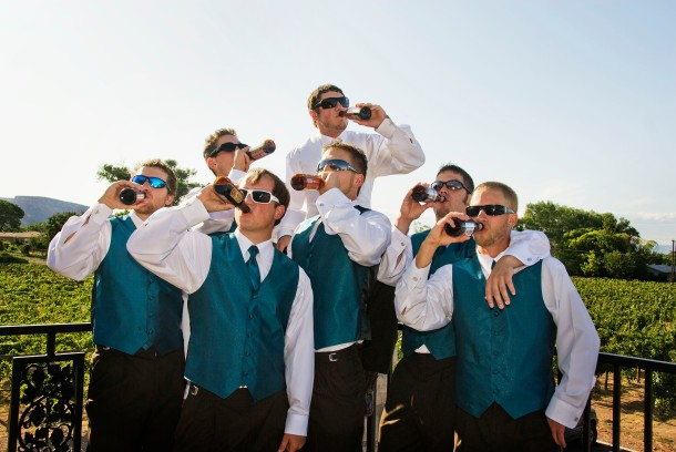 Groom and Groomsmen, photographers in durango co, durango photography, durango photographers