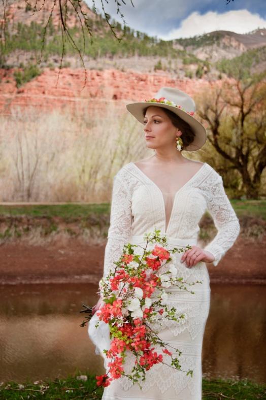 Bridal portrait, photographers in durango co, durango photography, durango co photographers