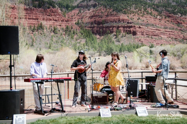 Wedding band, durango photography, photographers in durango co, durango photographers